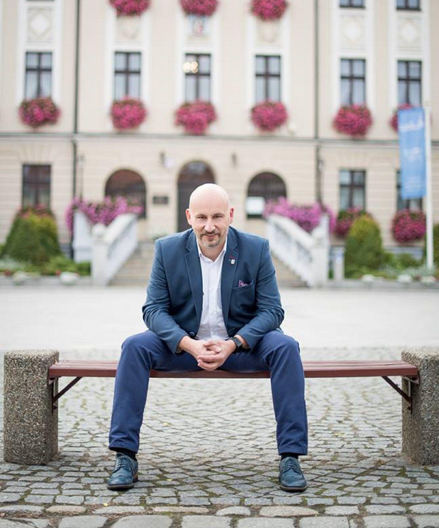 Pogadanka z Burmistrzem Grodziska Wielkopolskiego