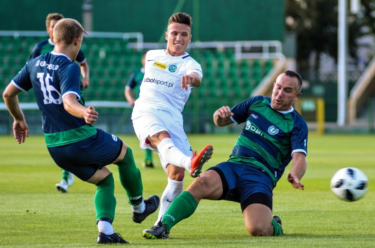 Nowi piłkarze w szeregach biało-zielonych
