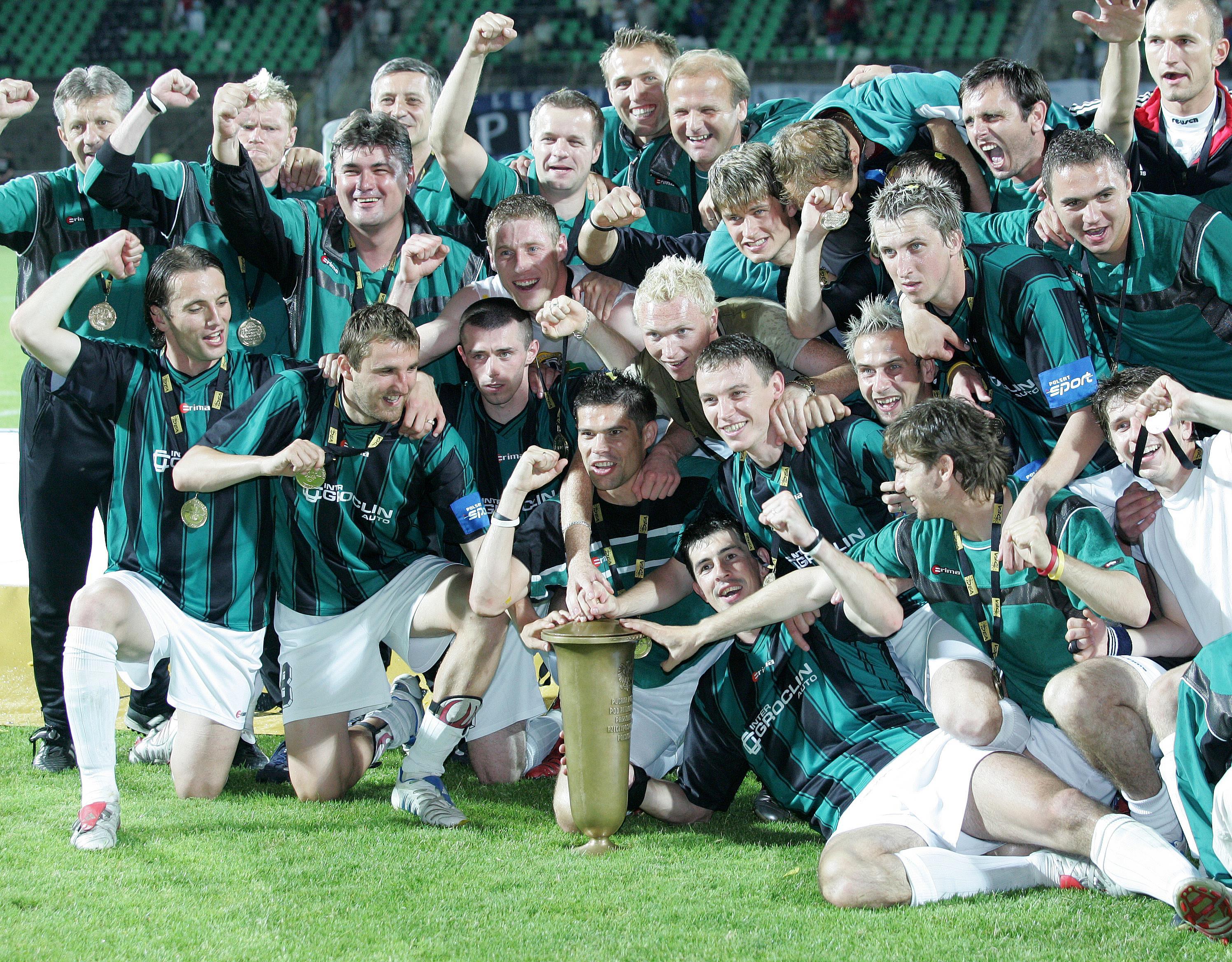 Nasza Dyskobolia i Puchar Polski
