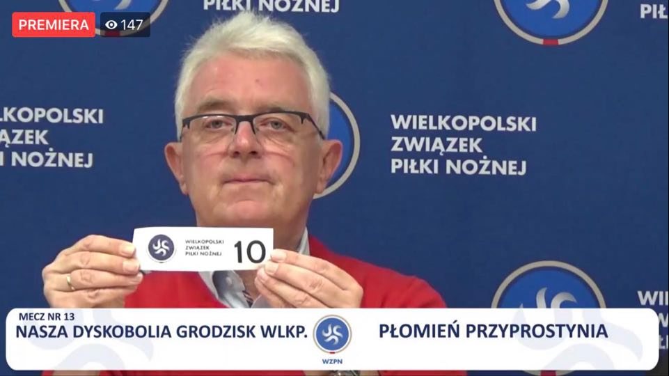 1/16 regionalnego Fortuna Pucharu Polski